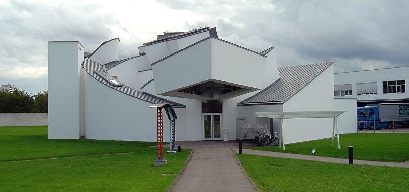 مرکز مگی سال ساخت 2003 در داندی و اسکاتلند فرانک گری