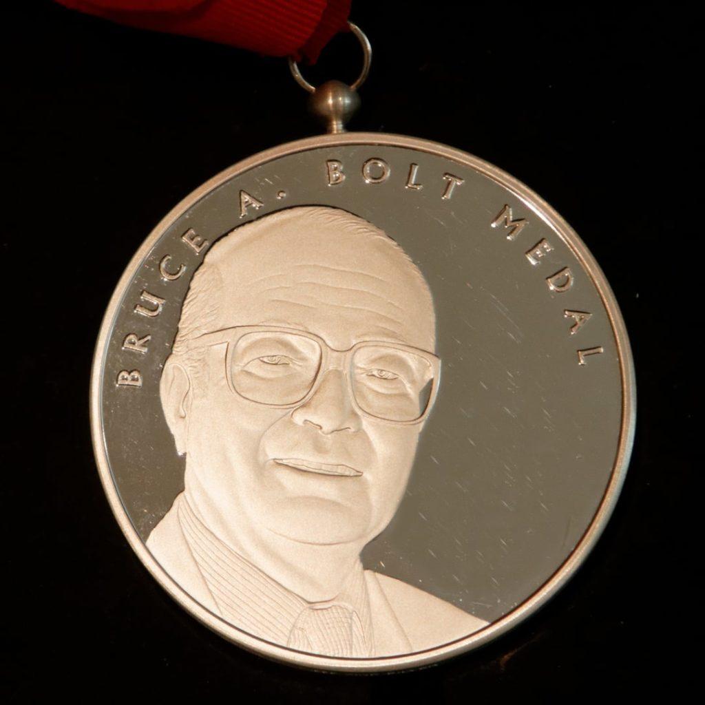 مدال بروس بولت