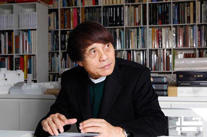 تادائو آندو( Tadao Ando ) معماری اهل اوساکای ژاپن