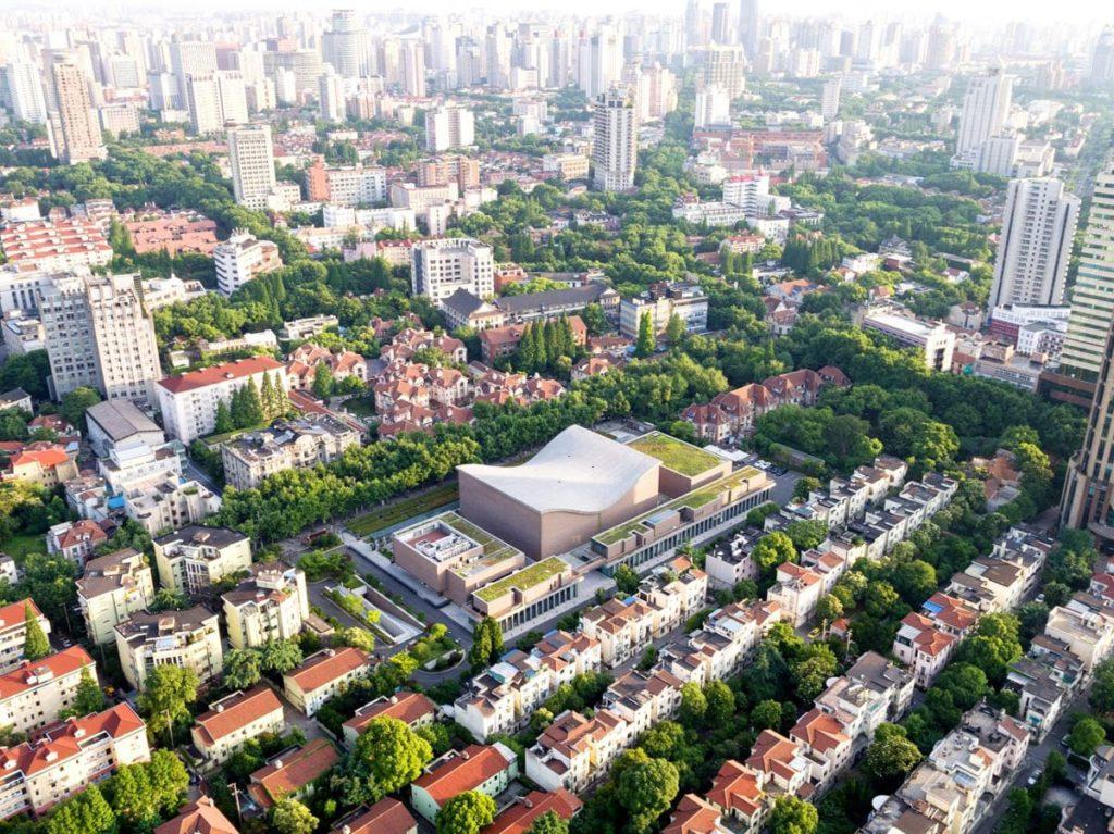 پروژه آراتا ایسوزاکی برنده جایزه معماری پریتزکر 4