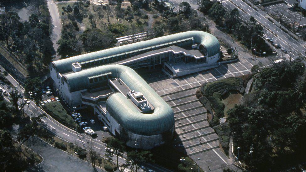 پروژه آراتا ایسوزاکی برنده جایزه معماری پریتزکر 12
