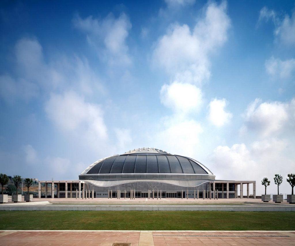 پروژه آراتا ایسوزاکی برنده جایزه معماری پریتزکر 10