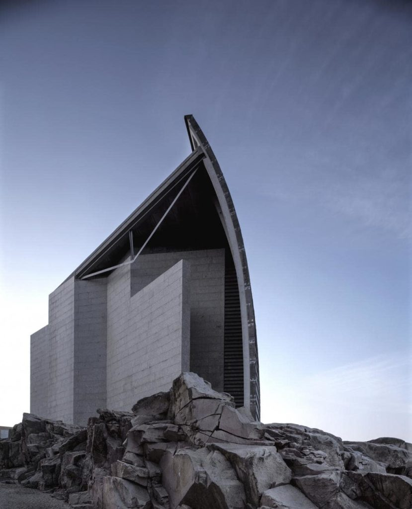 پروژه آراتا ایسوزاکی برنده جایزه معماری پریتزکر 9