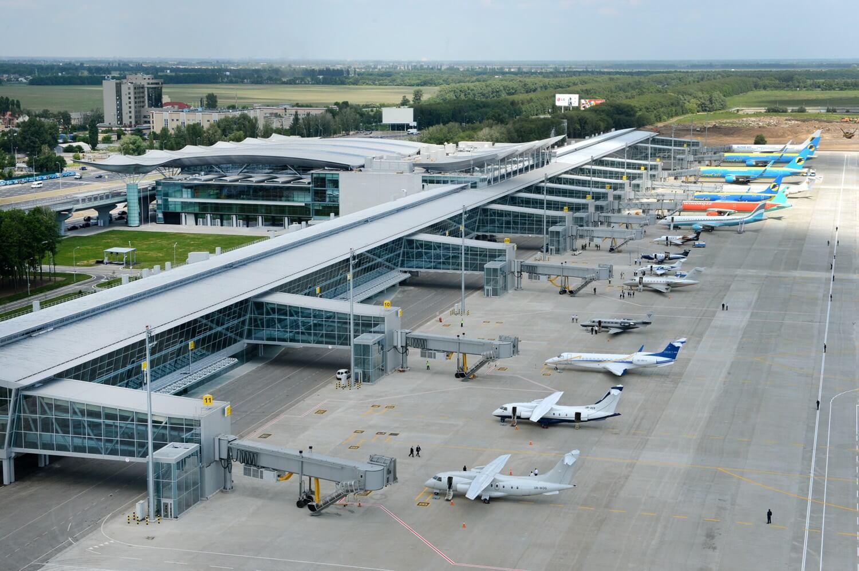 فرودگاه لوکزامبورگ اثری از هنری سیربانی
