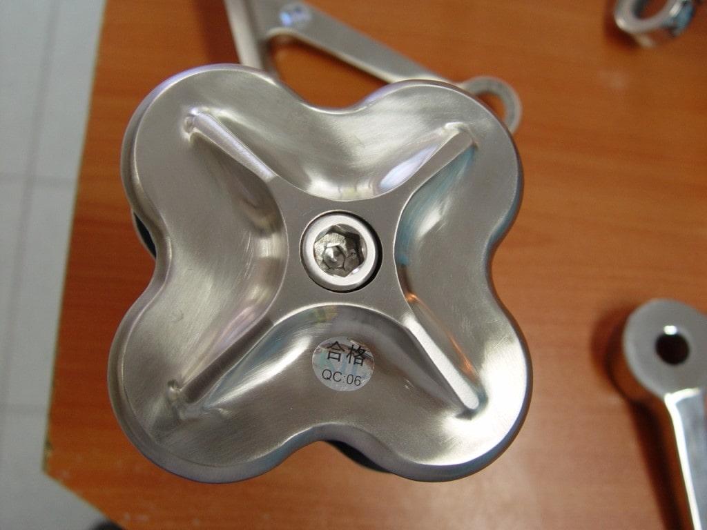 اجزای نمای شیشه ای اسپایدر