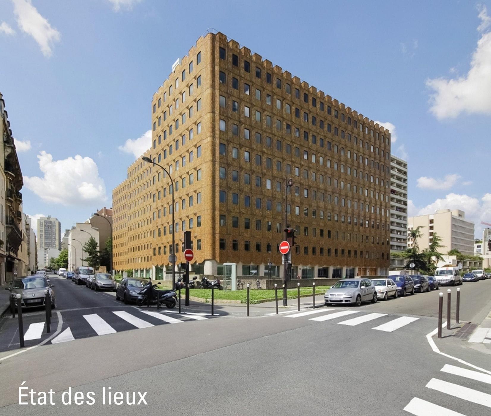 طراحی ساختمان 20 طبقه هنری سیریانی