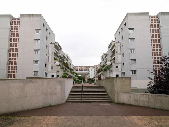هنری سیریانی طراحی مجتمع های مسکونی