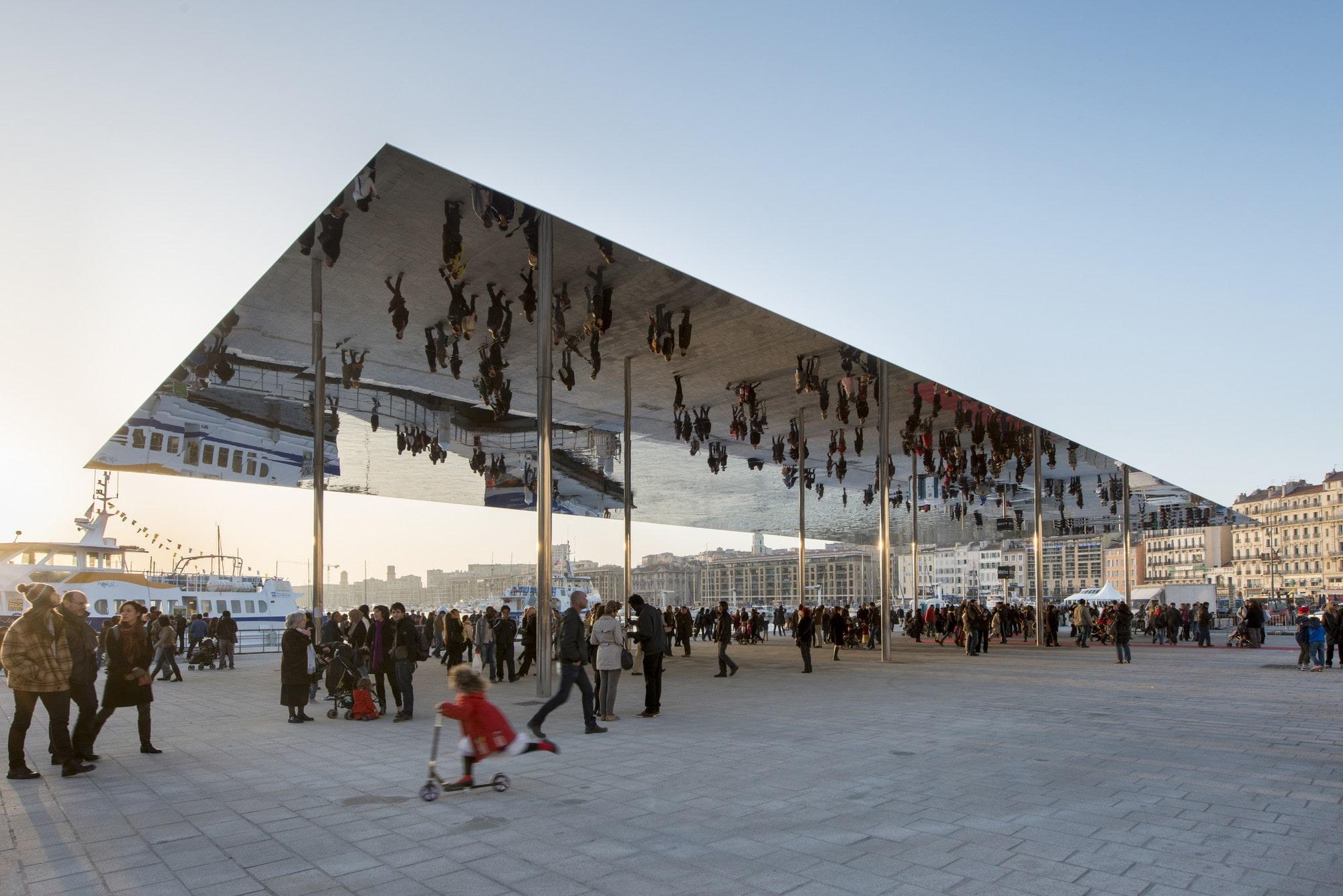 پروژه در فرانسه نورمن فاستر