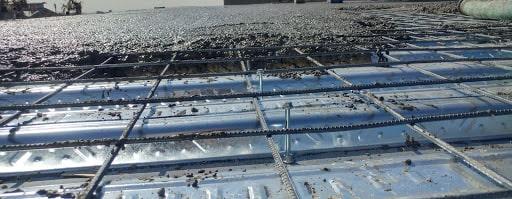 چرا از سقف عرشه فولادی استفاده می شود؟
