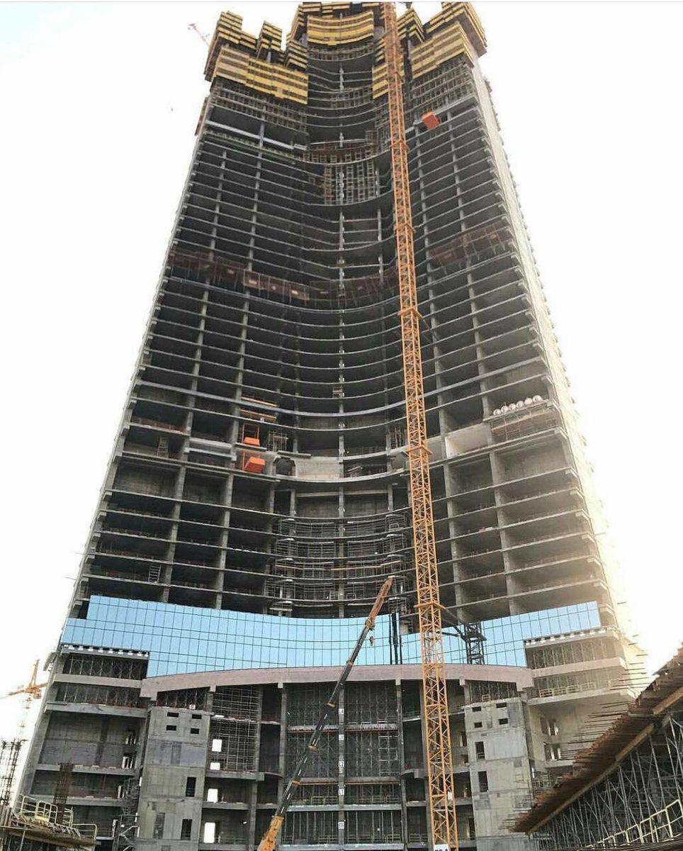 بلندترین برج جهان چیست؟