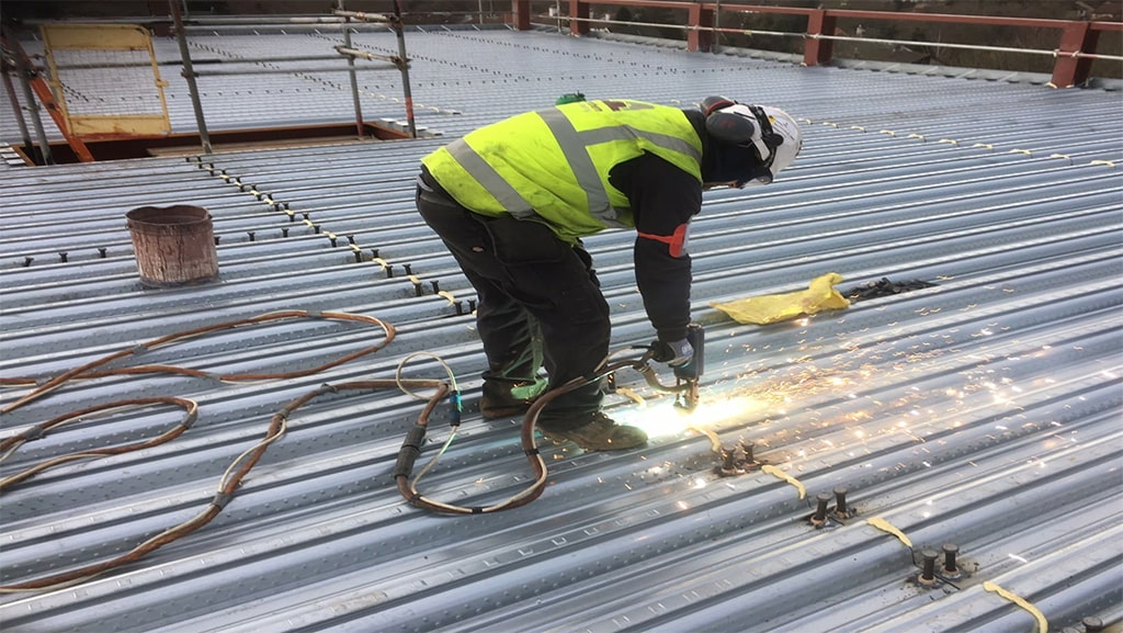 نکات ضروری در سقف عرشه فولادی