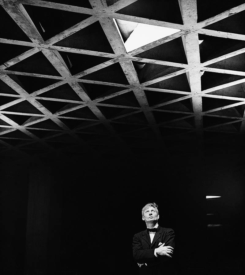 لویی کان پیشرو سبک معماری در قرن بیستم