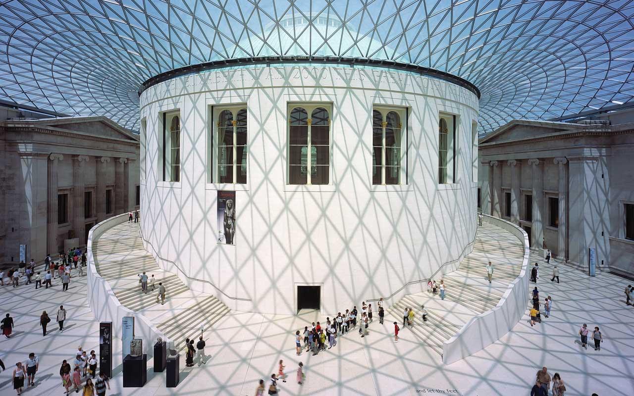 پروژه نورمن فاستر در لندن