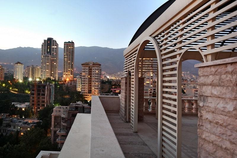 ساختمان لوکس بی نظیر چناران پارک ostovarsazan.com