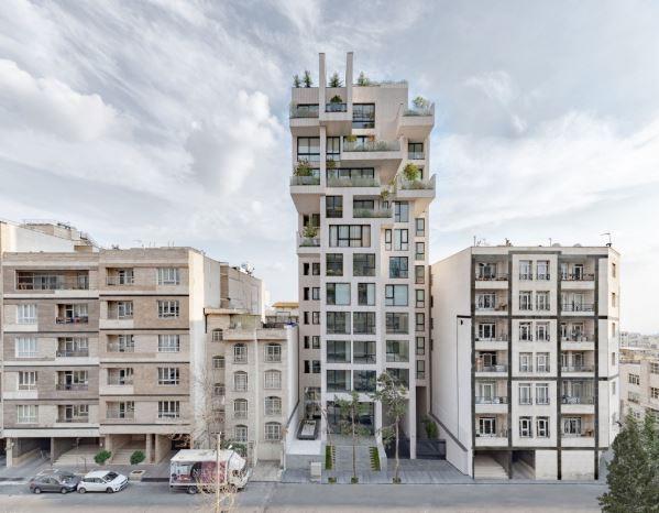 برنده پروژه فستیوال جهانی معماری waf 2019