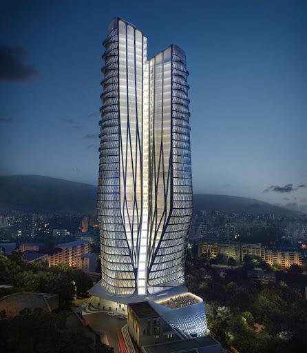 طراح هتل پاسارگاد زاها حدید ostovarsazan.com