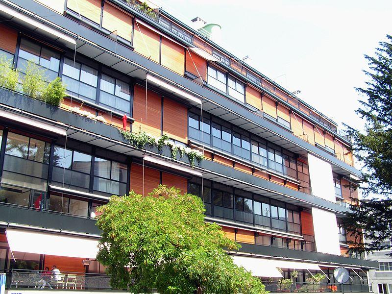 ایده ساختمان مدرن از نظر لوکوربوزیه ostovarsazan.com