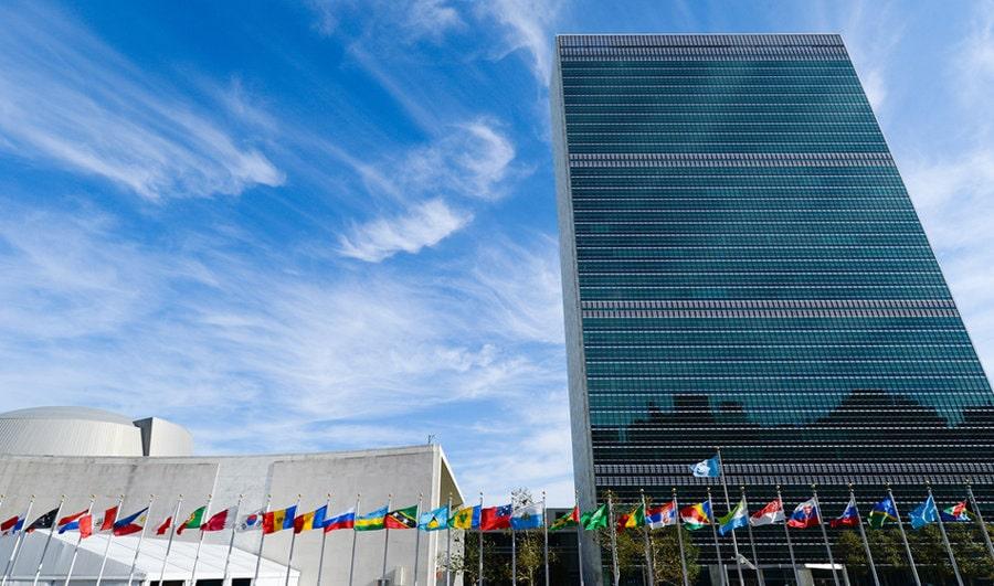 لوکوربوزیه و اسکار نیمایر ostovarsazan.com مقر سازمان ملل متحد