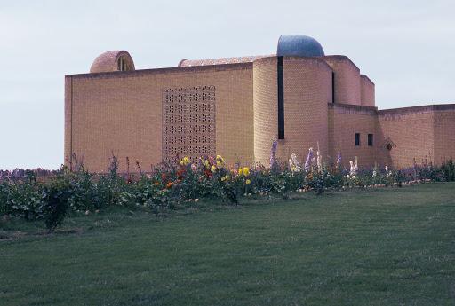 مسجد دانشگاه جندیشاپور کنونی کامران دیبا ostovarsazan.com