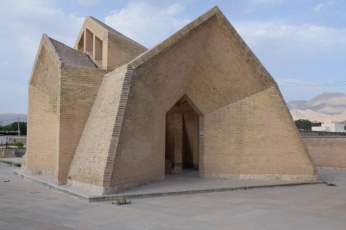 معماری اسلامی اصطلاح نادرست هوشنگ سیحون ostovarsazan.com