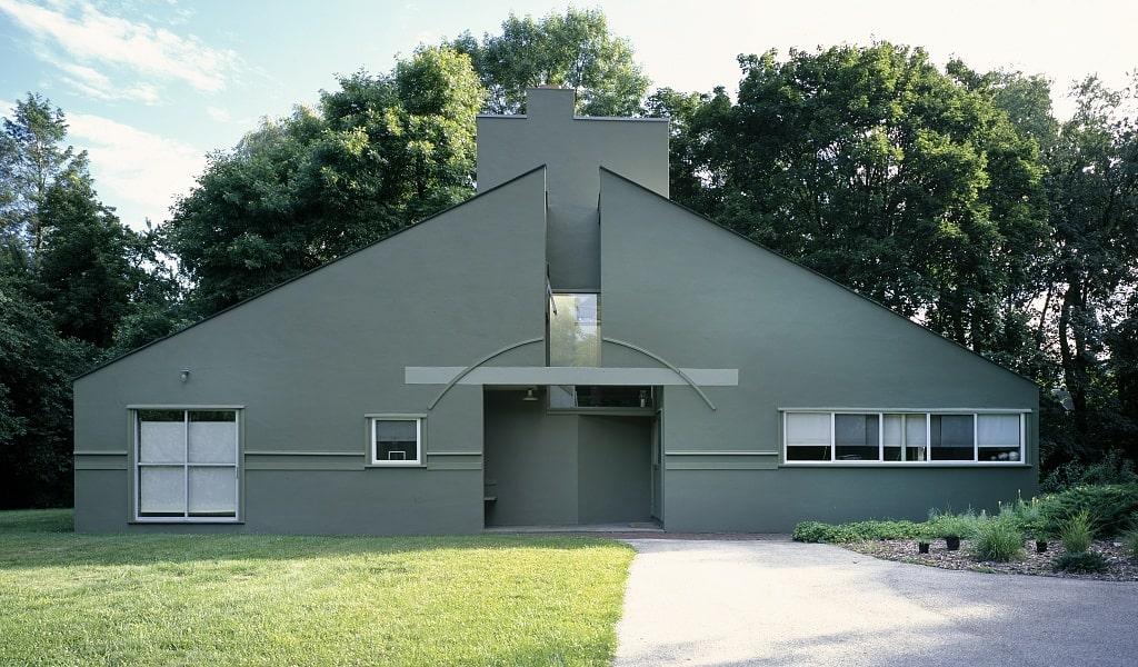 اولین پروژه رابرت ونچوری جایزه معماری AIA ostovarsazan.com