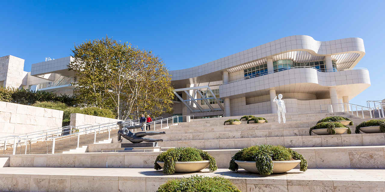 طراحی مرکز گتی ریچارد میر ostovarsazan.com