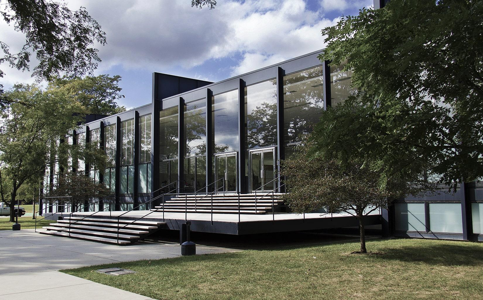 پیشرفت معماری مدرن تا به امروز