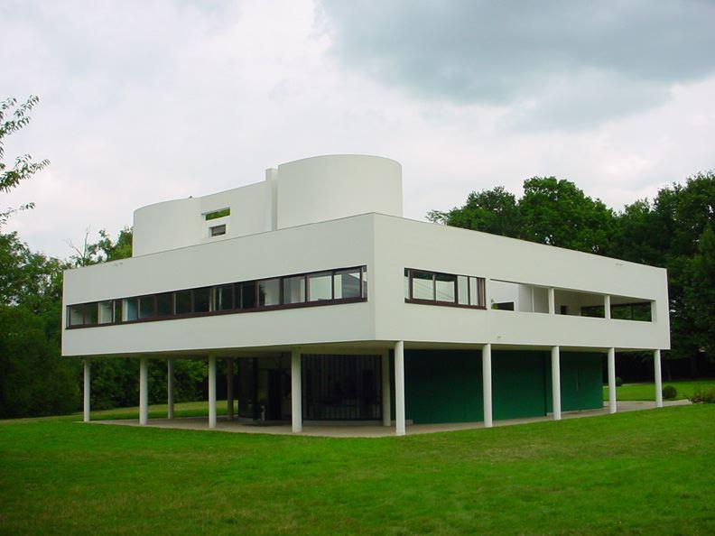 تاریخچه معماری مدرن برنده جایزه معماری AIA