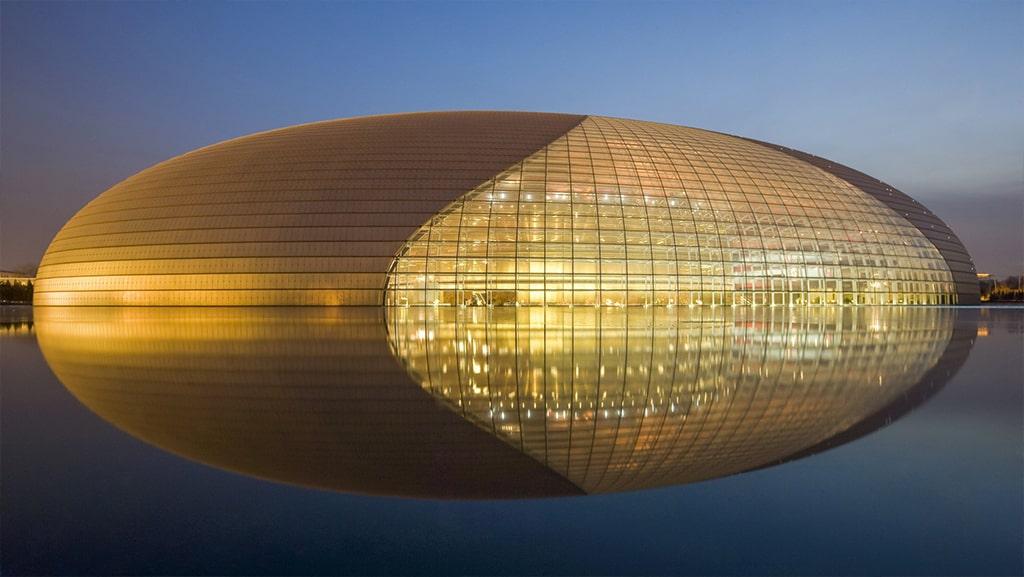 ساختار معماری مدرن