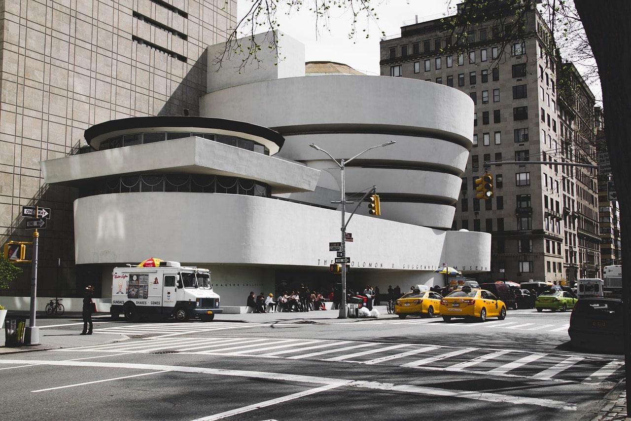 سازه های معماری مدرن