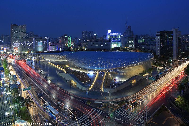 پارک فناوری در کره جنوبی زاها حدید ostovarsazan.com
