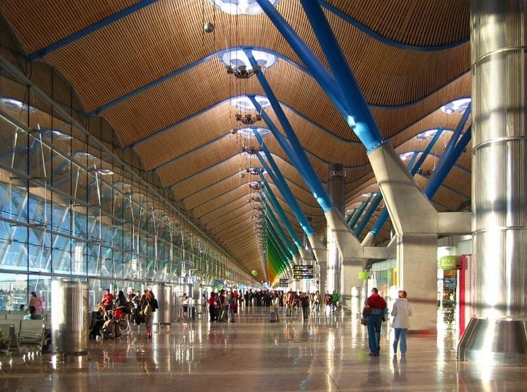 ترمینال فرودگاه باراخاس مادرید ریچارد راجرز ostvarsazan.com