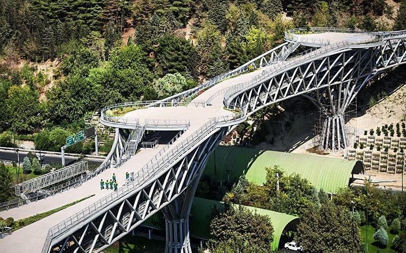 پل طبیعت کچاست