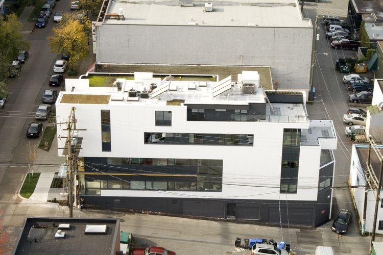 حسین امانت دفتر معماری