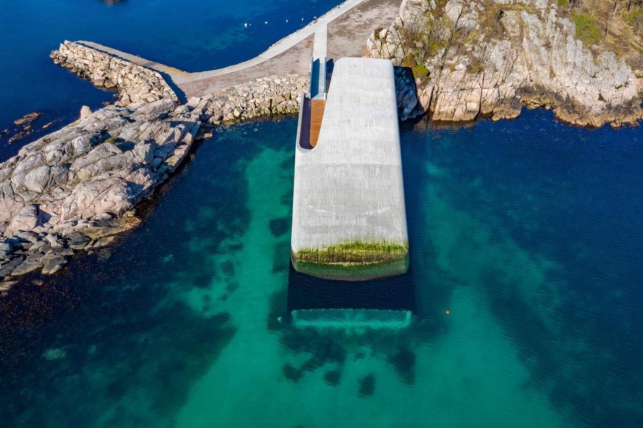 زیباترین ساختمان نروژ