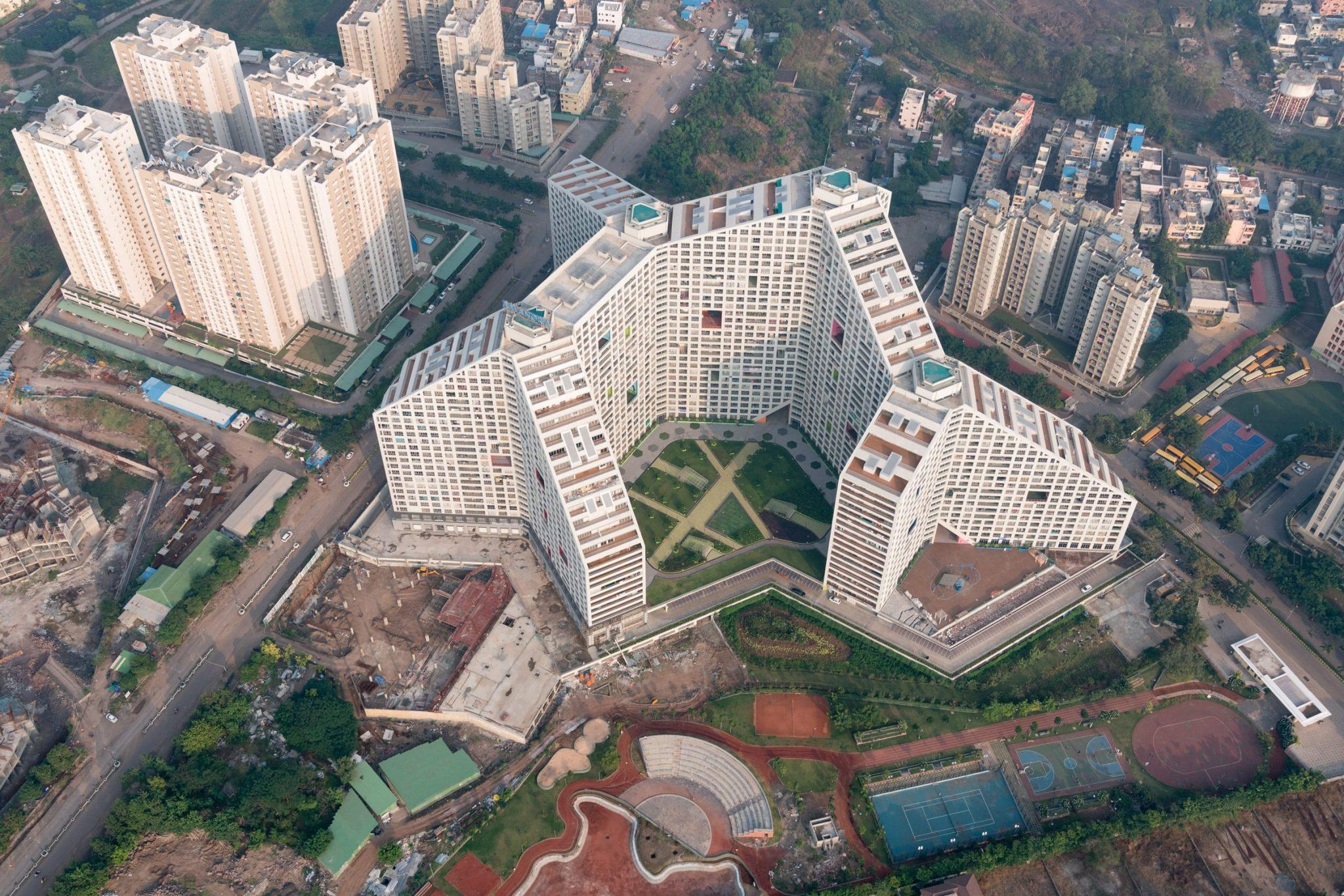 2زیباترین ساختمان مسکونی