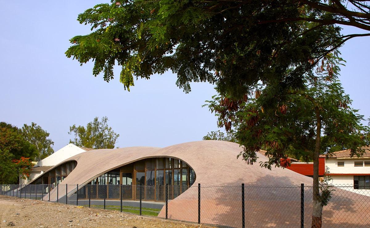 زیباترین ساختمان آموزشی