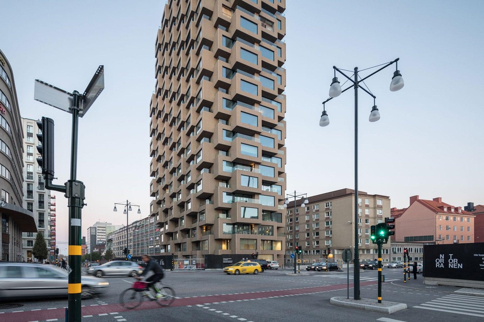 زیباترین ساختمان سوئد