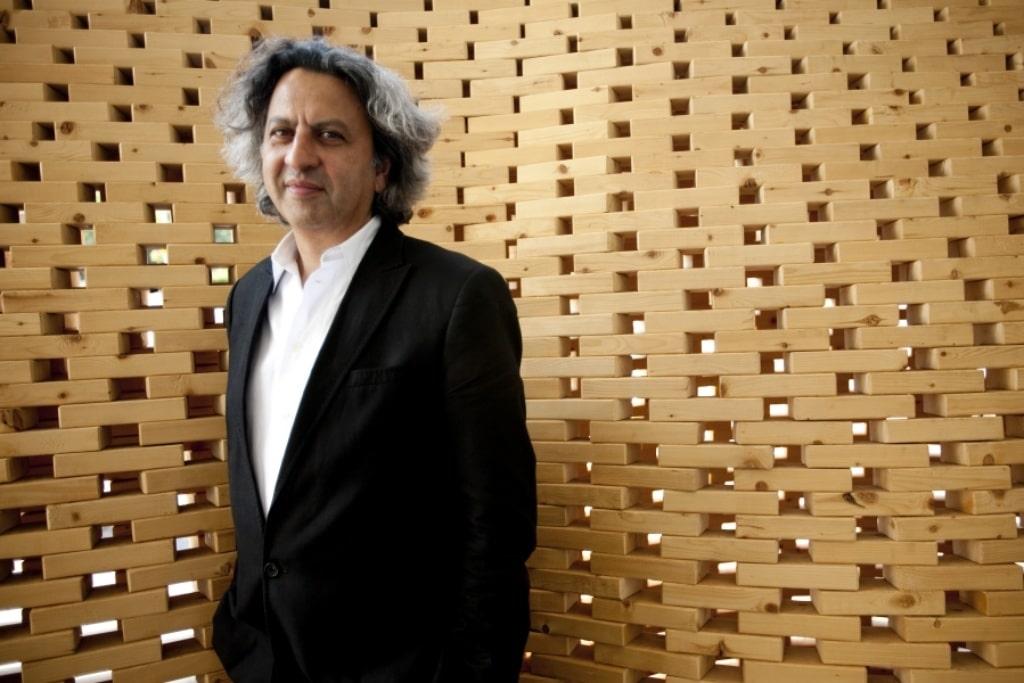 محسن مصطفوی رئیس دانشکده معماری هاروارد