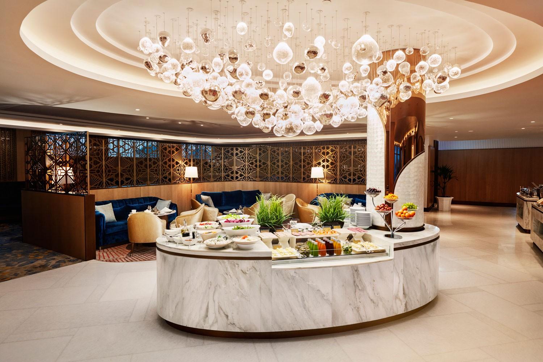 نمای داخلی هتل آتلانتیس