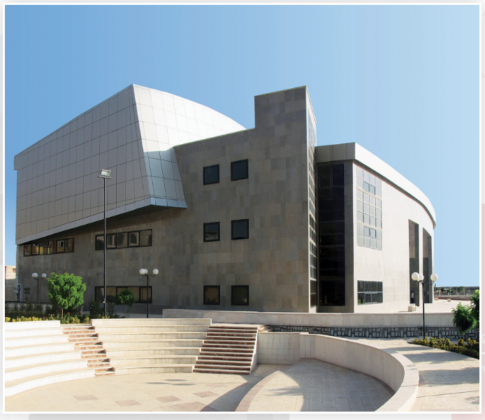 معماری علی اکبر صارمی