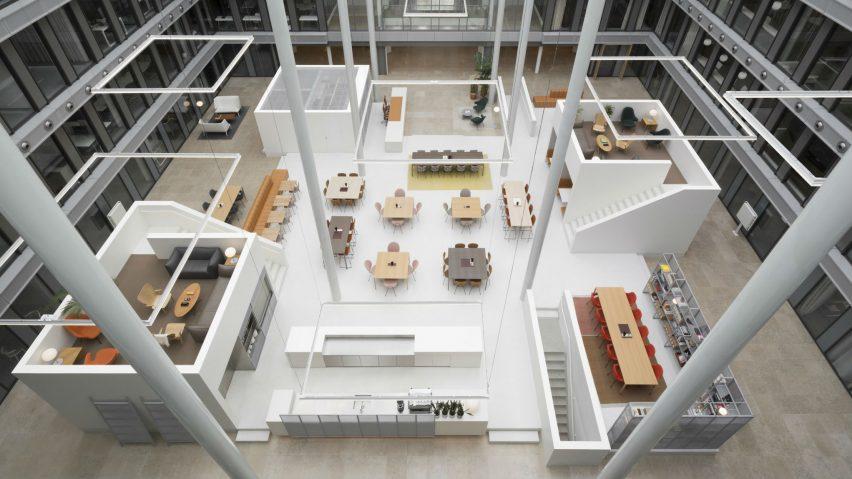 جایزه معماری Dezeen برندگان در قسمت استودیو