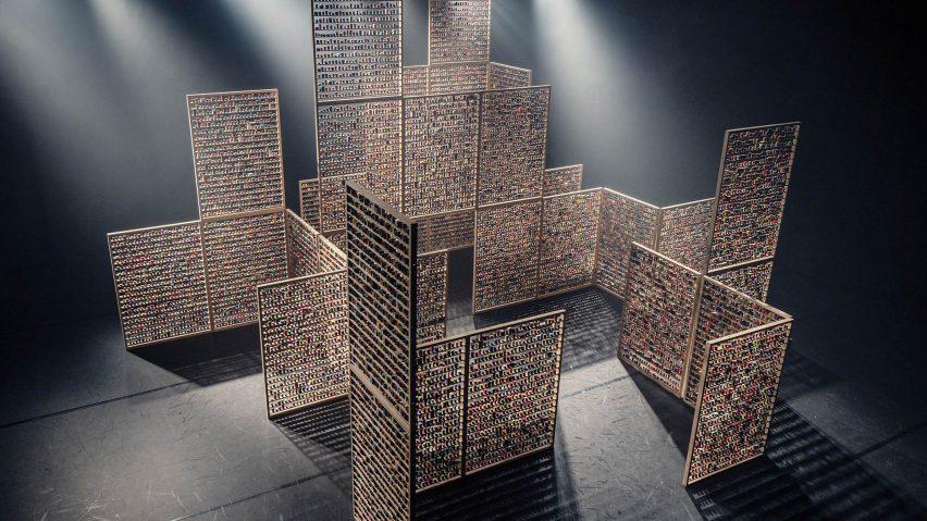 جایزه معماری Dezeen برندگان در قسمت طراحی 3