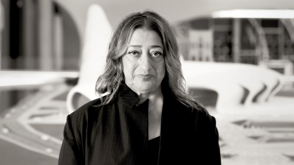 زاها حدید برنده جایزه پریمیوم امپریال