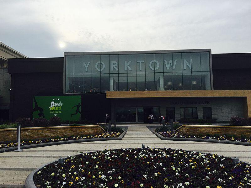 ویکتور گروئن yorktown