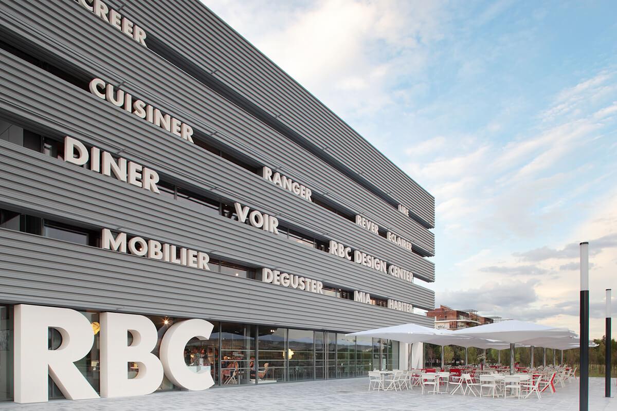 ژان نوول Contract Mia RBC Design Montpellier