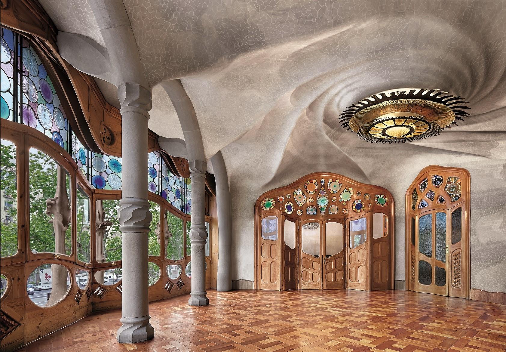 آنتونی گائودی Casa Batlló 2