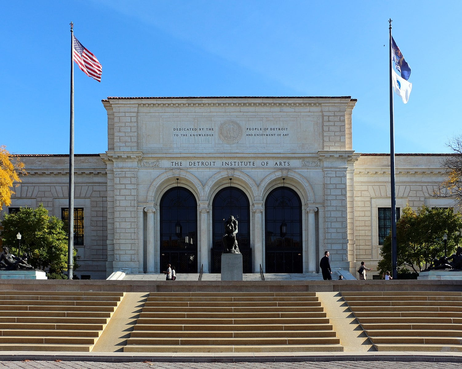 مایکل گریوز Detroit Institute of Arts
