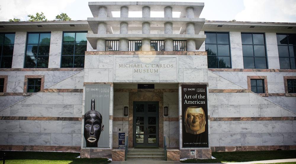 مایکل گریوز Michael C. Carlos Museum