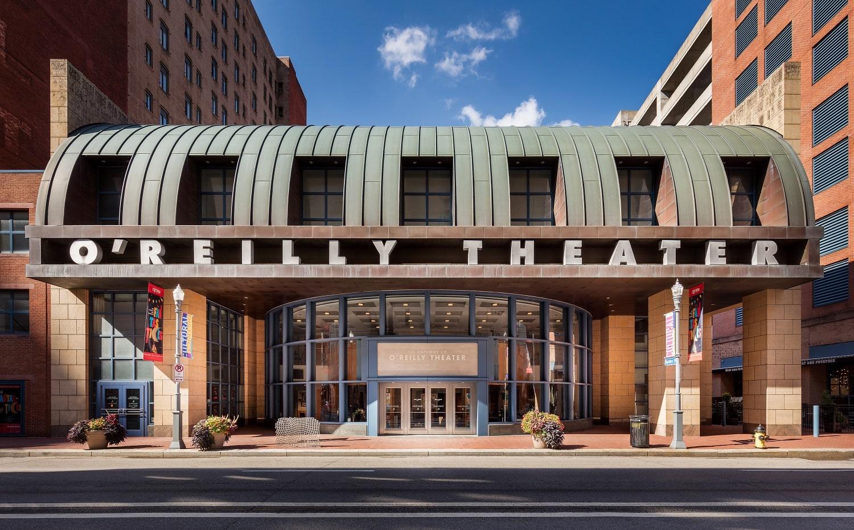 مایکل گریوز O'Reilly Theater